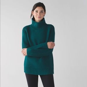 Lululemon Karma Kurmasana Sweater